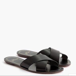 J. Crew Cyprus sandals